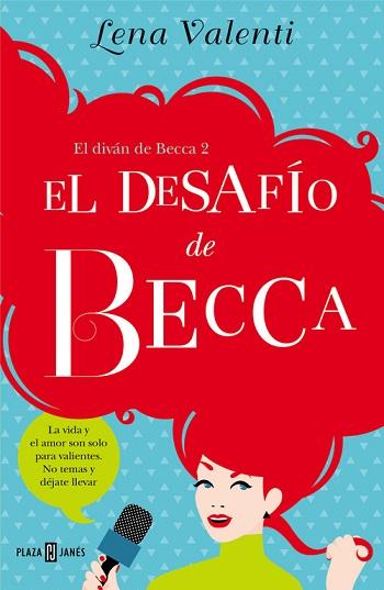 El desafio de Becca - El divan de Becca 02 - Lena Valenti
