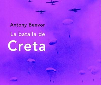Leer La batalla de Creta - Antony Beevor (Online)
