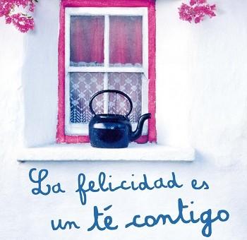 Leer La felicidad es un té contigo - Mamen Sánchez (Online)