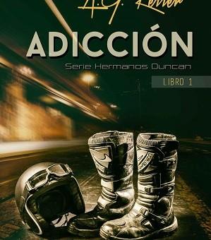 Leer Adición (Hermanos Duncan 1) - A.G. Keller (Online)