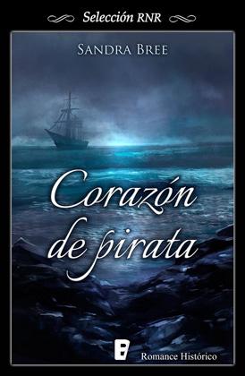 Corazón de pirata - Sandra Bree