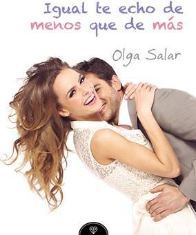 Leer Igual te echo de menos que de más - Olga Salar (Online)
