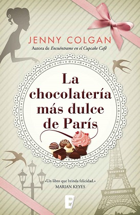 La chocolatería más dulce de París - Jenny Colgan
