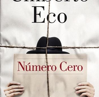 Leer Numero Cero – Umberto Eco (Online)