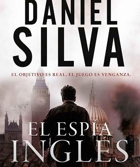 Leer El espía inglés - Daniel Silva (Online)