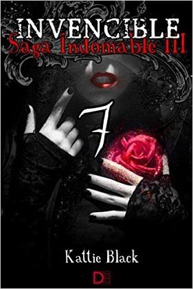 Invencible 7 (Saga indomable 3) - Kattie Black