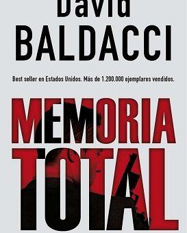 Leer Memoria total - David Baldacci (Online)