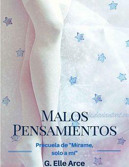 Leer Malos pensamientos - G. Elle Arce (Online)