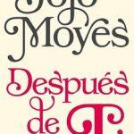 Leer Después de ti – Jojo Moyes (Online)