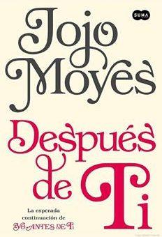 Leer Después de ti - Jojo Moyes (Online)
