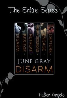 Leer Serie Disarm - June Gray (Online)