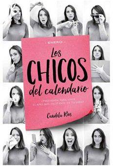 Leer Los chicos del calendario 1. Enero - Candela Ríos (Online)
