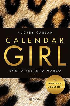 Calendar Girl 1 - Audrey Carlan