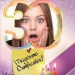 Leer Trigésimo cumpleaños – Jossy Loes (Online)