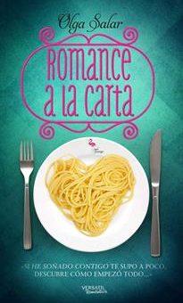 Leer Romance a la carta - Olga Salar (Online)
