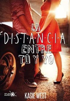 Leer La distancia entre tú y yo - Kasie West (Online)