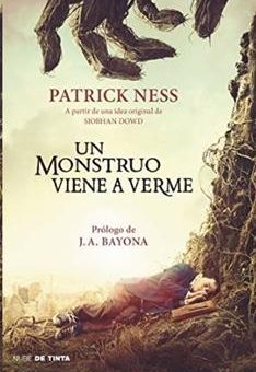 Leer Un monstruo viene a verme - Patrick Ness (Online)