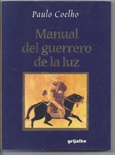 Leer Manual del guerrero de la luz - Paulo Coelho (Online)