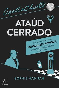 Ataud Cerrado_ Un Nuevo Caso De Hercules Poirot - Sophie Hannah