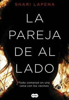 Leer La pareja de al lado - Shari Lapena (Online)