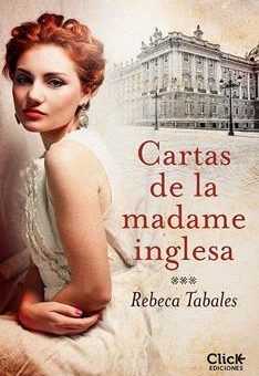 Cartas de la madame inglesa - Rebeca Tabales