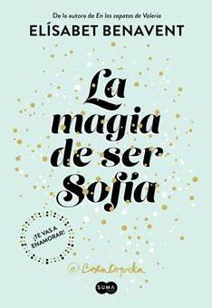 Leer La magia de ser Sofía (Bilogía Sofía 1) - Elísabet Benavent (Online)
