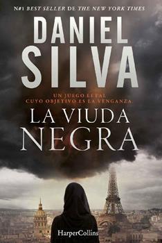 viuda negra, La - Daniel Silva