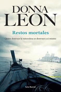 Restos Mortales - Donna Leon