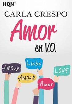 Leer Amor en V.O. - Carla Crespo (Online)