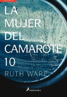 Leer La mujer del camarote 10 - Ruth Ware (Online)