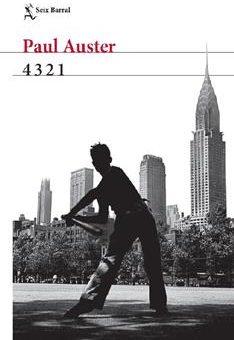 Leer 4 3 2 1 - Paul Auster (Online)