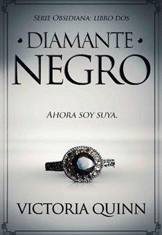Leer Diamante negro (Obsidiana nº 2) - Victoria Quinn (Online)