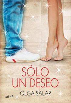 Leer Sólo un deseo - Olga Salar (Online)