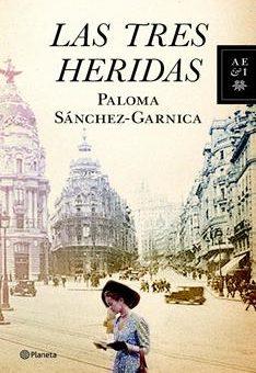 Leer Las tres heridas - Paloma Sanchez- Garnica (Online)